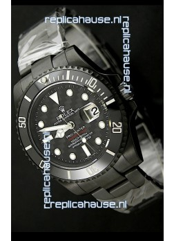 Rolex Pro Hunter Submariner Japanese Replica Watch in Carbon Case