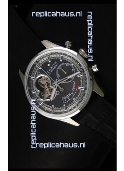 Zenith El Primero Chronomaster Handwind Power Reserve 42MM Replica Watch Grey Dial